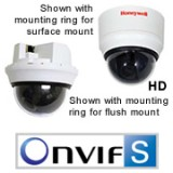 H3D1F equIP® Series 720P VFAI True Day Night H.264 Indoor Fixed Minidome IP Camera